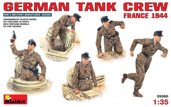 MA35060   German tank crew, France 1944 (thumb26114)