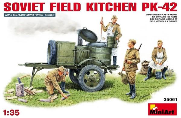 MA35061   Soviet Field  Kitchen KP-42 (thumb26116)