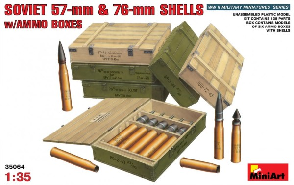 MA35064   Soviet 57-mm & 76-mm shells with ammo boxes (thumb26126)