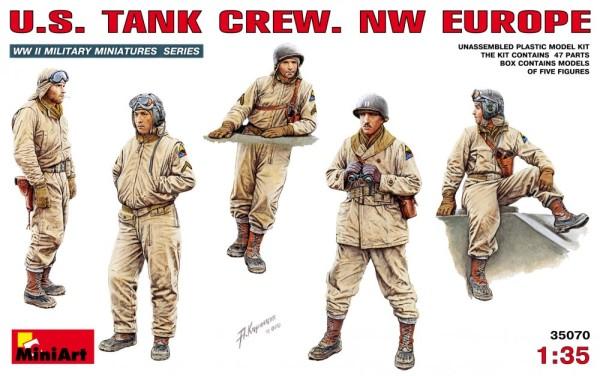 MA35070   U.S. tank crew. NW Europe (thumb26147)