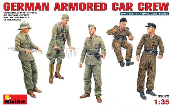 MA35072   German armored car crew (thumb26151)