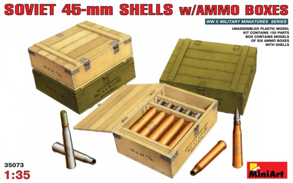 MA35073   Soviet 45-mm shells with ammo boxes (thumb26153)