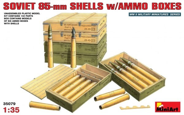 MA35079   Soviet 85-mm shells with ammo boxes (thumb26175)