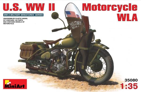 MA35080   US WWII Motorcycle WLA (thumb26179)