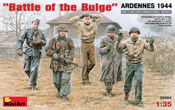 "MA35084   ""Battle of the Bulge"", Ardennes 1944 (thumb26198)"