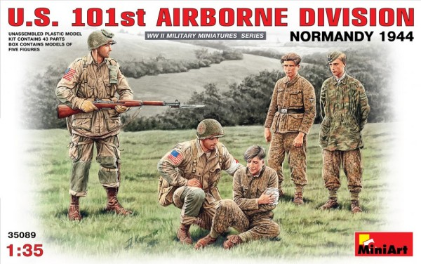 MA35089   U.S. 101st Airborne division, Normandy 1944 (thumb26216)
