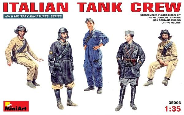 MA35093   Italian tank crew (thumb26229)