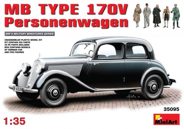 MA35095   MB Type 170V Personenwagen (thumb26233)