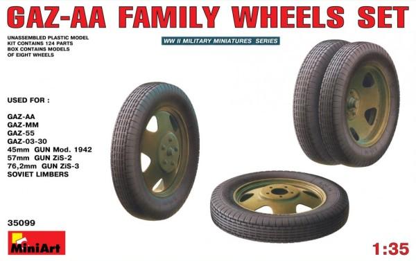 MA35099   GAZ-AA family wheels set (thumb26255)