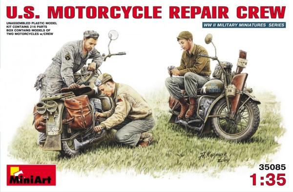 MA35101   U.S. Motorcycle repair crew (thumb26267)