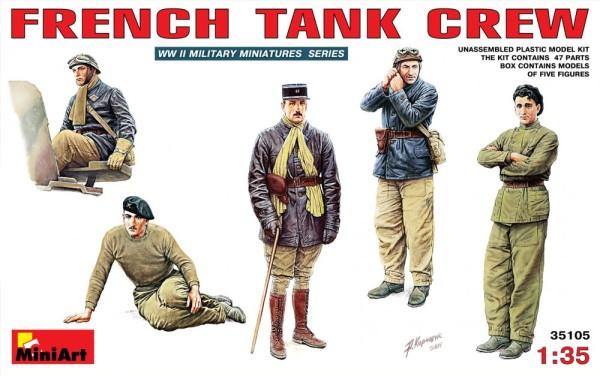 MA35105   French tank crew (thumb26293)