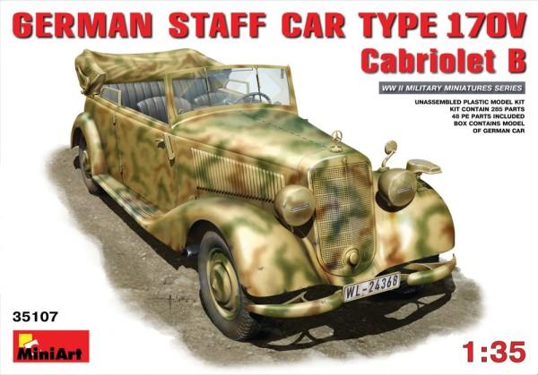 MA35107   German Staff Car Typ 170V. Cabriolet B (thumb26303)