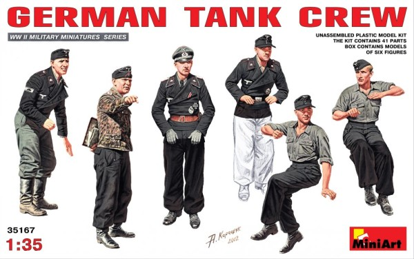MA35167   German tank crew (thumb26584)