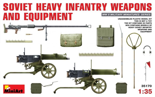 MA35170   Soviet heavy infantry weapons & mine detector (thumb26600)