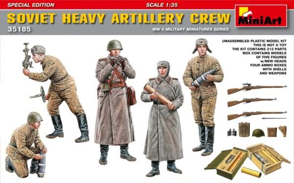 MA35185   Soviet heavy artillery crew (thumb26691)