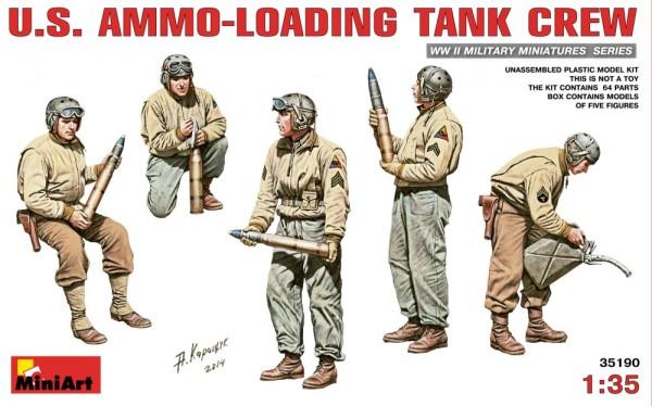 MA35190   U.S. Ammo-loading tank crew (thumb26712)