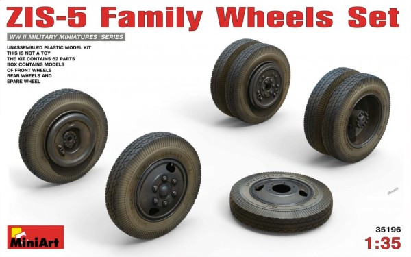 MA35196   ZIS-5 Family wheels set (thumb26741)