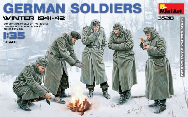 MA35218   German Soldiers (Winter 1941-42) (thumb26809)