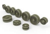 MA35242   T-34 Wheels Set. 1943-44 Series (attach3 26886)
