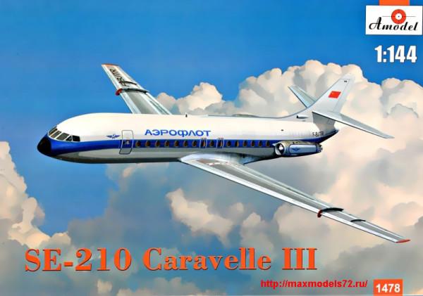 "AMO1478   SE-210 ""Carawella"" III (thumb25705)"