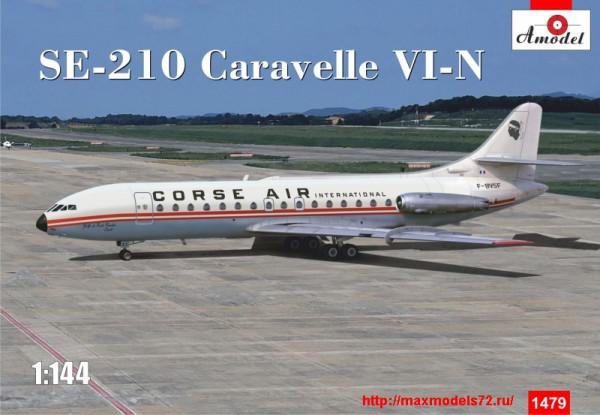 "AMO1479   SE-210 ""Carawella"" VI-N (thumb25707)"