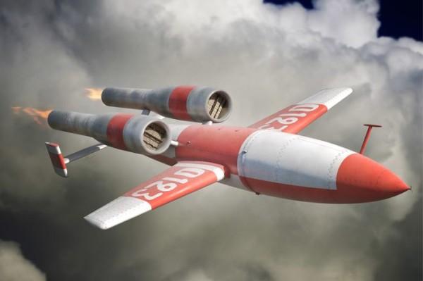 "BRP48003   Chelomey 16KhA ""FLYING TARGET"" (thumb30300)"