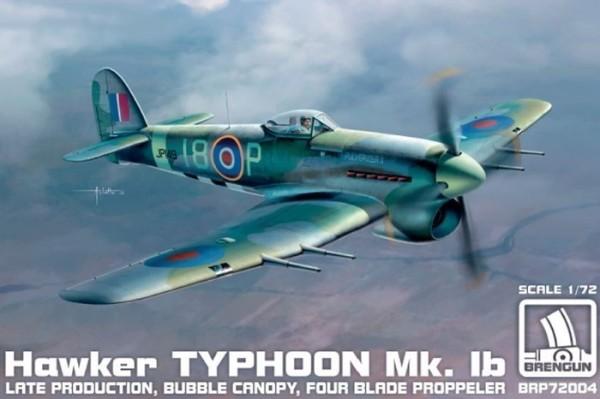 BRP72004   Typhoon Mk.Ib mid prod./ four blade prop. (thumb29582)