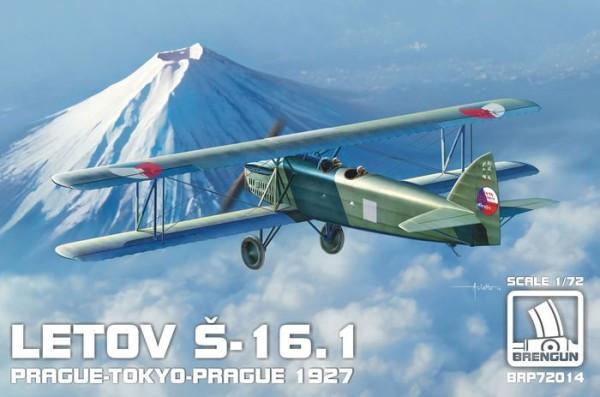 BRP72014   Letov S-16.1 Prague-Tokyo-Prague (thumb29622)
