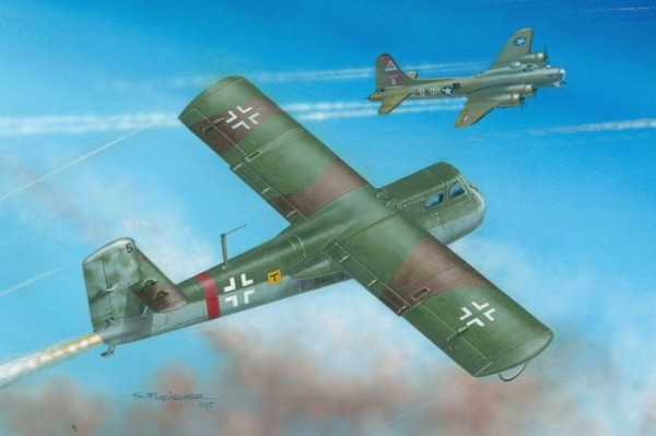 BRP72016   Blohm Voss BV-40 Rocket glider interceptor (thumb29630)