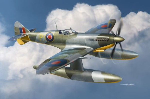 BRP72019   Spitfire Mk.IX Floatplane (thumb29642)