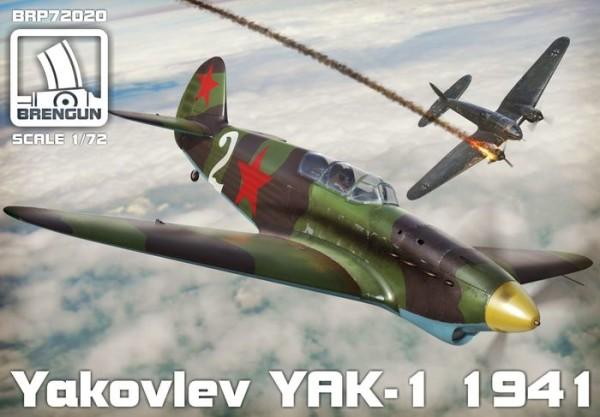 BRP72020   Jak-1 (mod. 1941) (thumb29646)