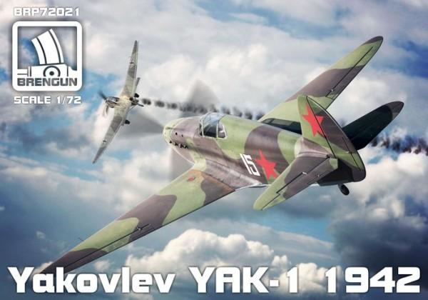 BRP72021   Jak-1 (mod. 1942) (thumb29650)
