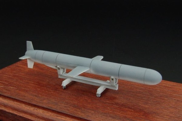 BRS72001   Agm-109 Tomahawk Cruise Missile (thumb29689)