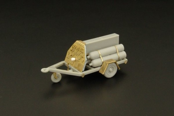 BRS72004   U.S.NAVY Oxygen cart (thumb29701)