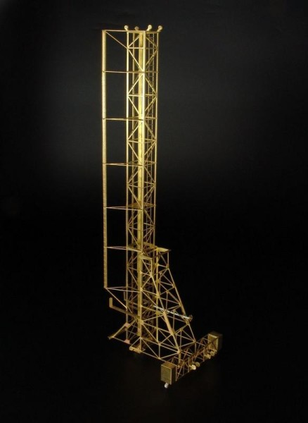 BRS72007   Launch tower for Bachem Natter (thumb29713)