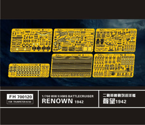 FH700120   WW II   RENOWN(For Trumpeter 05764) (thumb31654)