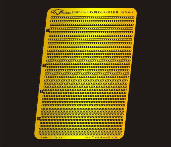FH700149   WW II Blind Cover II (thumb31690)