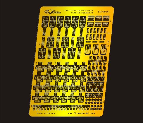 FH700181   WW II  USN ANTI-SUB EQUIPMENT (thumb31726)