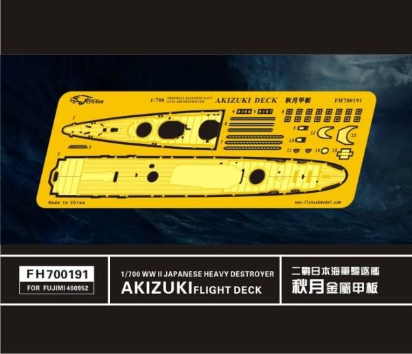 FH700191   WW II  AKIZUKI FLIGHT DECK(FOR FUJIMI40095) (thumb31732)