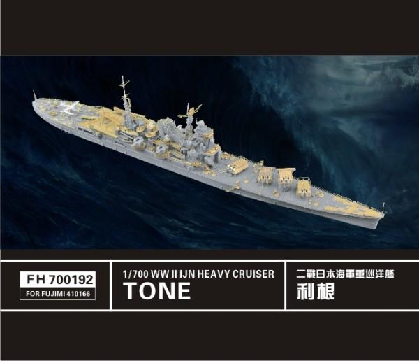 FH700192   WW II  IJN Heavy Cruiser Tone (for Fujimi 41016) (thumb31734)
