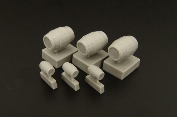 HLH72033   Wooden barrels (thumb29350)