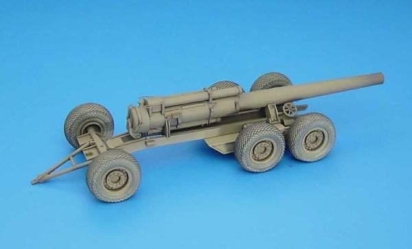 HLP72004   M1 240mm HOWITZER transp.wagon (thumb29141)