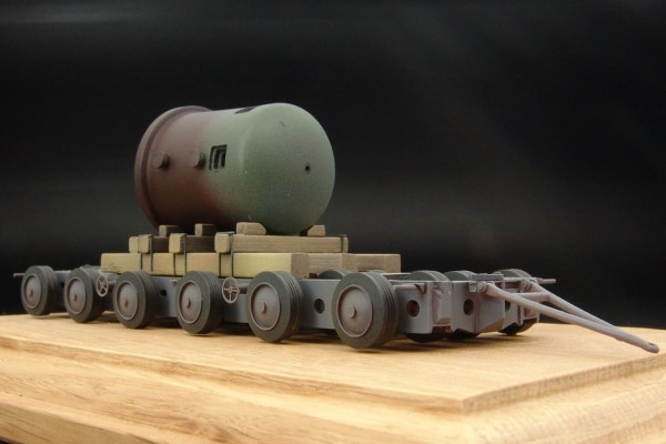 HLP72011   Culemeyer 80ton with armored cupola (thumb29168)