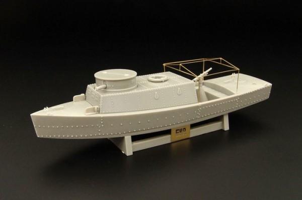 HLP72014   BK-2  river boat (thumb29180)