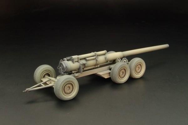 "HLP72016   M1 8""GUN transp.wagon (thumb29188)"