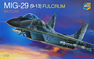 KO7202   MiG-29 (9-13) Soviet prototype fighter (thumb25661)
