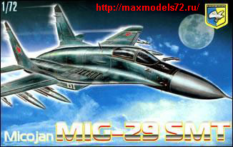 KO7203   MiG-29 SMT Soviet multipurpose fighter (thumb25663)