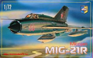 KO7215   MiG-21 R Soviet reconnaissance fighter (thumb25683)