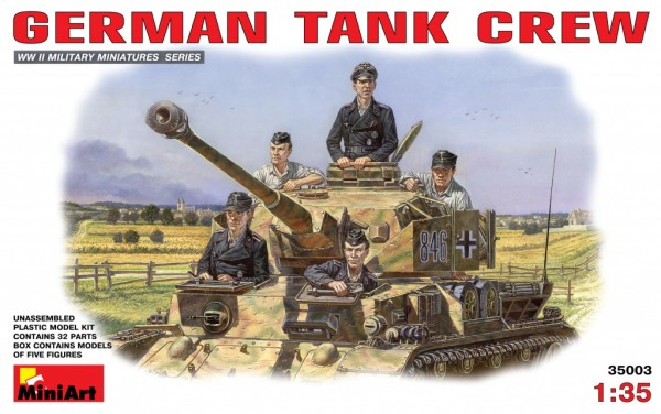 MA35003   Немецкий танковый экипаж (thumb27246)