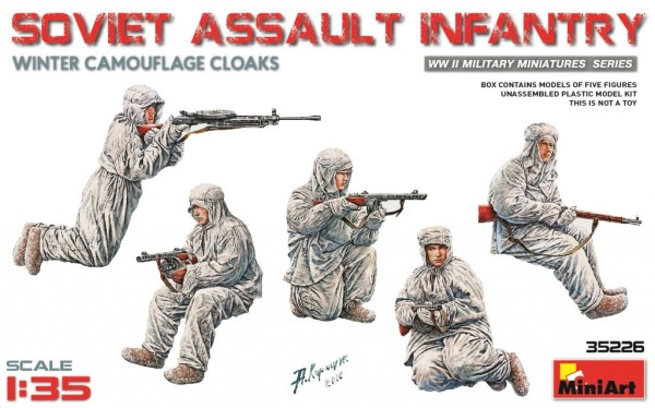 MA35226   Soviet assault infantry (winter camouflage cloaks) (thumb26838)